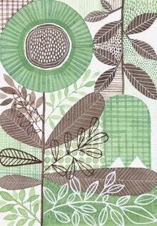 The Artcircle, Botanik 12 von Susan Black (Deutschland, Europa)