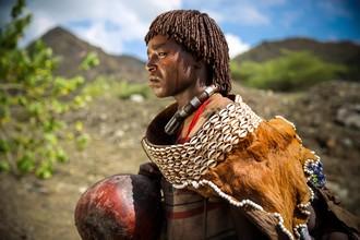 Miro May, Hamar Frau (Äthiopien, Afrika)
