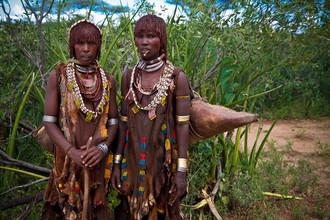 Miro May, Karo Stamm (Ethiopia, Africa)