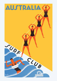 Vintage Collection, Australia Surf Club (Germany, Europe)
