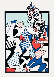 Art Classics, Jean Dubuffet (Deutschland, Europa)