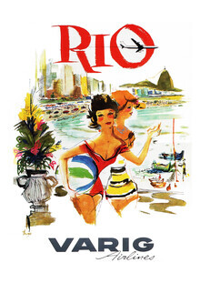 Vintage Collection, RIO - VARIG Airlines (Germany, Europe)