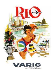 Vintage Collection, RIO - VARIG Airlines (Deutschland, Europa)
