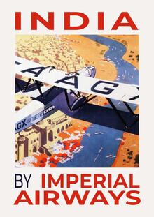 Vintage Collection, India - by Imperial Airways (Deutschland, Europa)