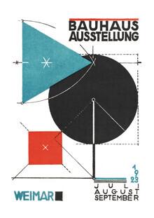 Bauhaus Collection, Bauhaus Austellung 1923 (weiß) (Deutschland, Europa)