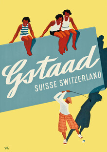 Vintage Collection, Gstaad - Suisse Switzerland (Germany, Europe)