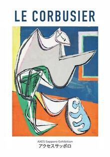 Art Classics, Le Corbusier - AXES Sapporo Exhibition (Deutschland, Europa)