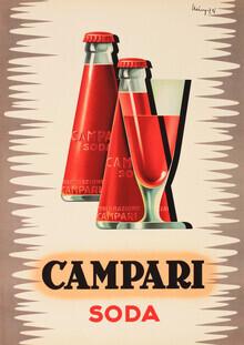 Vintage Collection, Campari Soda (Germany, Europe)