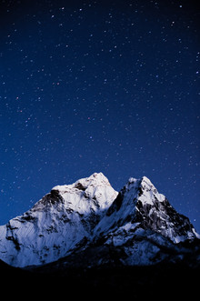 Ama Dablam - Fineart photography by Michael Wagener