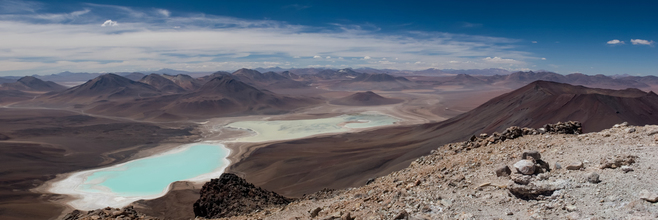 Mathias Becker, Atacama (Bolivien, Lateinamerika und die Karibik)