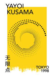 Art Classics, Yayoi Kusama, Tokyo 1998 - 2 (Germany, Europe)