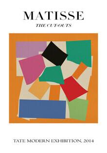 Art Classics, Matisse - The Cut-Outs, Buntes Design (Deutschland, Europa)
