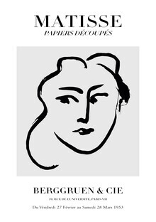Art Classics, Matisse – Face Of A Woman (Germany, Europe)