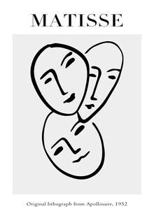 Art Classics, Matisse - Apollinaire 1952 (Germany, Europe)