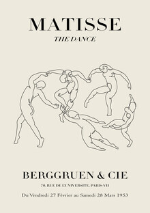 Art Classics, Matisse – The Dance, beige (Germany, Europe)
