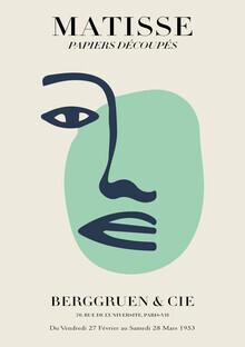 Art Classics, Matisse – Frauengesicht grün-beige (Deutschland, Europa)