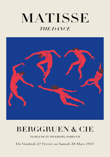 Art Classics, Matisse – The Dance (Germany, Europe)