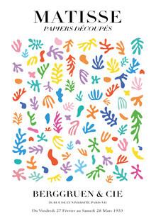 Art Classics, Matisse - Papiers Découpés, Farben (Deutschland, Europa)