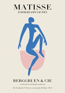 Art Classics, Matisse – Frau in blau (Deutschland, Europa)
