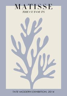 Art Classics, Matisse –  botanisches Design violett / beige (Deutschland, Europa)