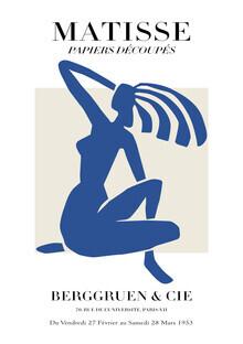 Art Classics, Matisse – Blaue Frau, Papiers Découpés (Deutschland, Europa)