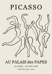 Art Classics, Picasso - Au Palais des Papes (Germany, Europe)