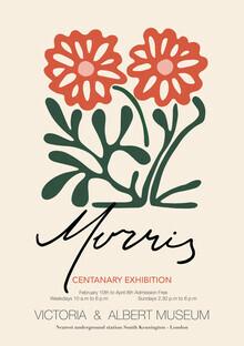 Art Classics, William Morris - Blumenmuster (Deutschland, Europa)