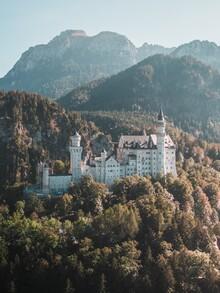 Laura Zimmermann, Schloss Neuschwanstein (Deutschland, Europa)