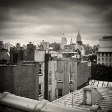 Alexander Voss, New York City - Roofscape (United States, North America)