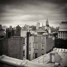Alexander Voss, New York City - Roofscape (Vereinigte Staaten, Nordamerika)