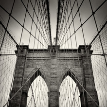 Alexander Voss, New York City - Brooklyn Bridge (Vereinigte Staaten, Nordamerika)