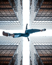 Georges Amazo, I can fly (Hong Kong, Asia)