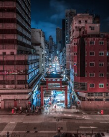 Georges Amazo, Have you ever been to a night market? (Hong Kong, Asia)