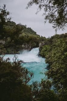 Jessica Wiedemann, Huka Falls (New Zealand, Oceania)