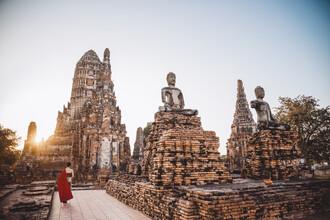 Jessica Wiedemann, Lady in red (Thailand, Asia)