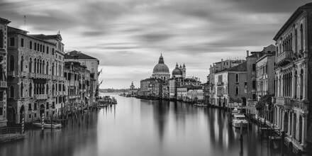 Dennis Wehrmann, Venedig Canal Grande - Santa Maria Della Salute (Italy, Europe)