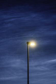 Max Saeling, Leuchtende Nachtwolken (Deutschland, Europa)