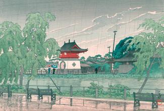 Japanese Vintage Art, Hasui Kawase #2 (Japan, Asien)