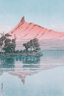 Japanese Vintage Art, Artwork by #1 by Hasui Kawase (Japan, Asia)