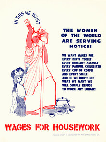 Vintage Collection, In this we trust : the women of the world are serving notice! (Germany, Europe)
