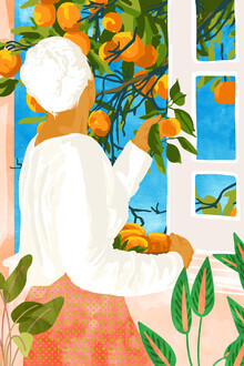 Uma Gokhale, A Few Bad Oranges Is No Reason Not To Bring The Grove Home (Indien, Asien)