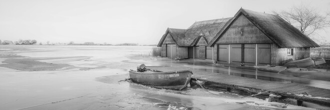 Dennis Wehrmann, Panorama Großer Binnensee Hohwachterbucht Ostsee (Deutschland, Europa)