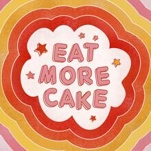 Ania Więcław, EAT MORE CAKE (Polen, Europa)
