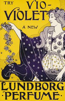 Vintage Collection, Vio-Violet Perfume (Germany, Europe)