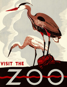 Vintage Collection, Visit The Zoo (Germany, Europe)