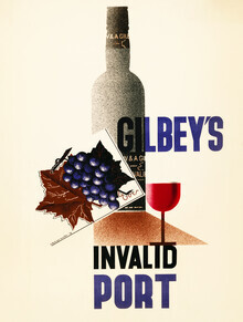 Vintage Collection, Gilbey's Invalid Port (Germany, Europe)