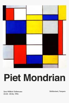 Art Classics, Piet Mondrian – Sara Hildénin Taidemuseo (Deutschland, Europa)