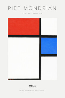 Art Classics, Piet Mondrian – Centennial Exhibition – MOMA (Germany, Europe)