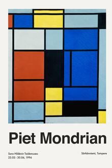 Art Classics, Piet Mondrian – Sara Hildénin Taidemuseo (Germany, Europe)