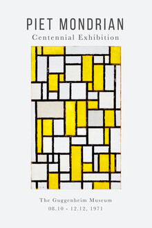 Art Classics, Piet Mondrian – Centennial Exhibition (Germany, Europe)